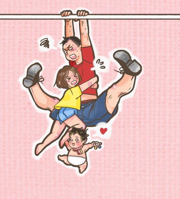 ✒️圖文✒️疑心病#男女#感情#搞笑🌞FB粉絲頁:Pulipapa噗哩胖胖