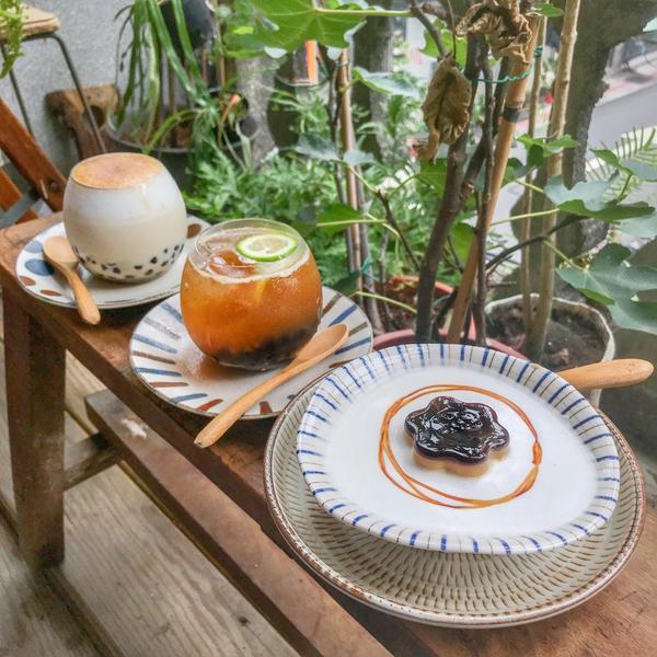 ❀ 台北︱大同區-中山 ❀  卜卜商店︱台南波哥再為赤峰街多了一家老宅咖啡廳 既文青又保有赤峰街的靈