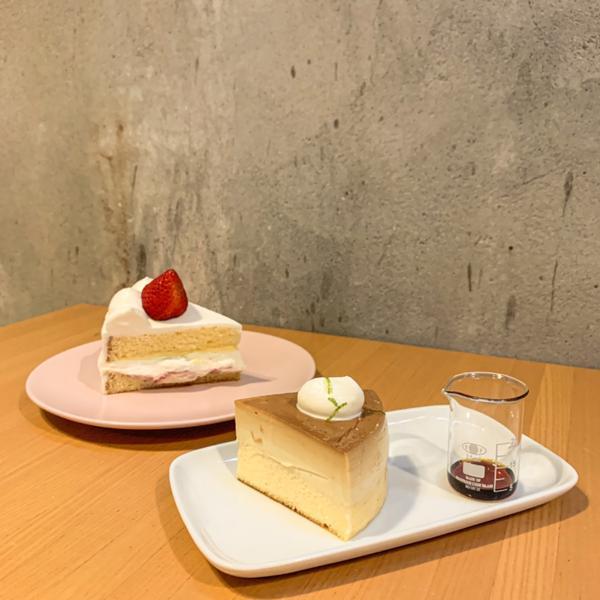北投咖啡廳 拾米屋·不甜不膩的草莓鮮奶油蛋糕🍰太滿意了!特別特別推薦草莓鮮奶油蛋糕! 我是一個不太