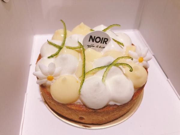 桃園美食/ Noir Coffee&bistro 這間一直是口袋名單,但礙於離家比較遠,而且只有賣甜