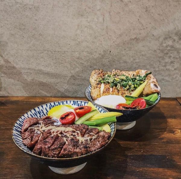 [新竹]東門市場高cp值美食—硬派主廚的軟嫩料理 在東門市場musha那條裡面 不便宜但是我覺得有那