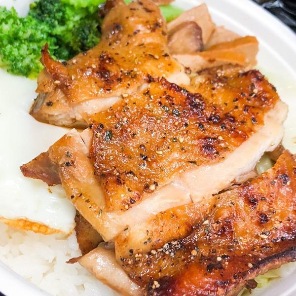 ➖食 ғᴏᴏᴅ➖北市汐止區 · 炭樂烤肉飯:烤肉飯好好吃!➖食 ғᴏᴏᴅ➖ . 📍新北市汐止區 ·