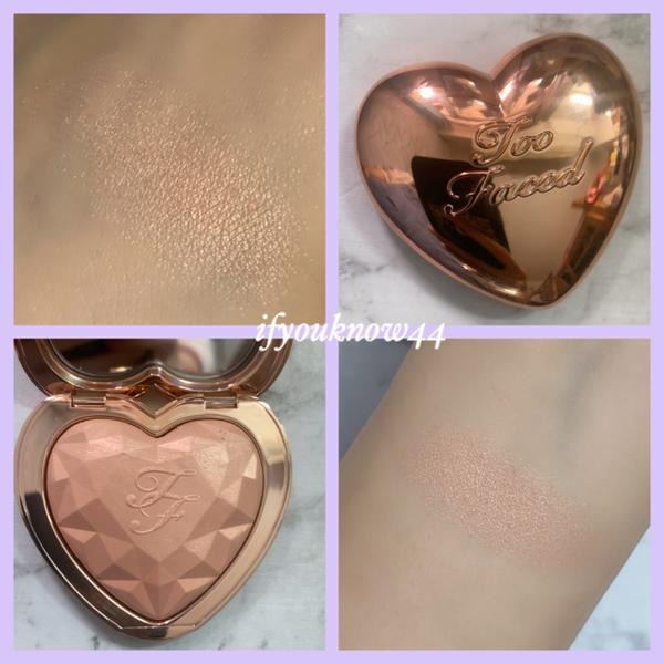 Too Faced-Love Light Prismatic Highlighter 色號:ray
