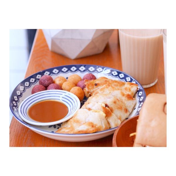 台北六張犁 :: 軟食力 Soft Power|人生硬著幹,蛋餅軟著吃,文青早餐店內的傳統粉漿蛋餅!