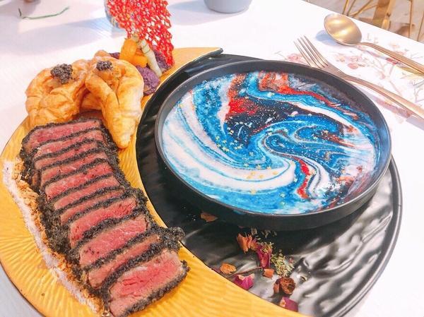 *台北美食*中正區《#BFF GOSSIP BRUNCH 早午餐》這道料理真的美的讓人屏息。 〈錯過