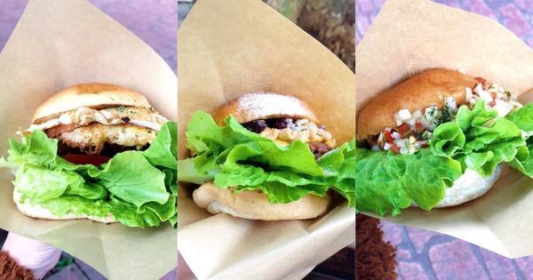 |台北新北區|跟著Nerby Burger出走小餐車總是充滿驚喜向來對於漢堡最後被餡料浸濕的麵包有個
