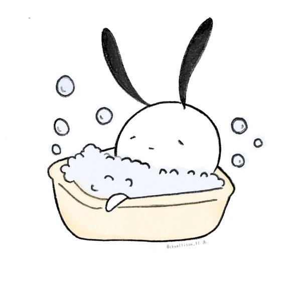 假日的尾巴- ►◄ -  面對明天的Blue Monday 之前 抓住假日的尾巴 先洗個舒服的澡放鬆