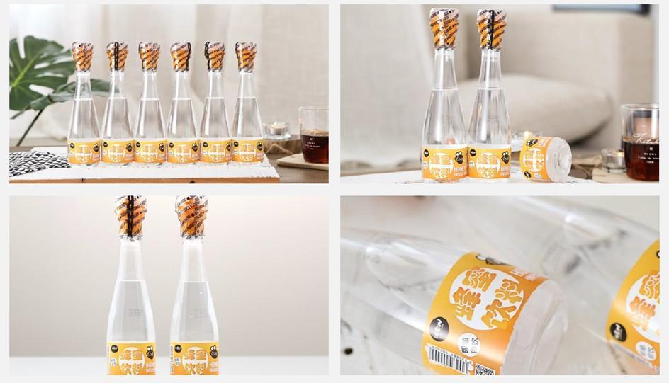 """圖二:「WOW-FRESH蜂蜜飲料」包裝便利,是隨時隨享的""""行走""""的蜂蜜飲料。/金色大地提供"""