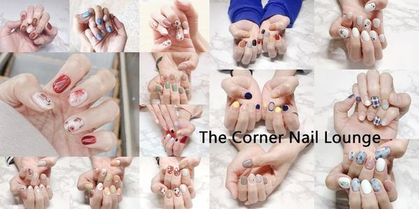 美甲推薦│The Corner Nail Lounge 板橋推薦質感美甲凝膠+保養+美睫專門店 每