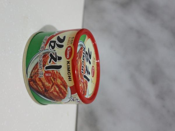 韓國泡菜試食後感想:拉環泡菜  試食後感想:  Like: 這是我第一次試吃罐頭泡菜,它是拉環設計,