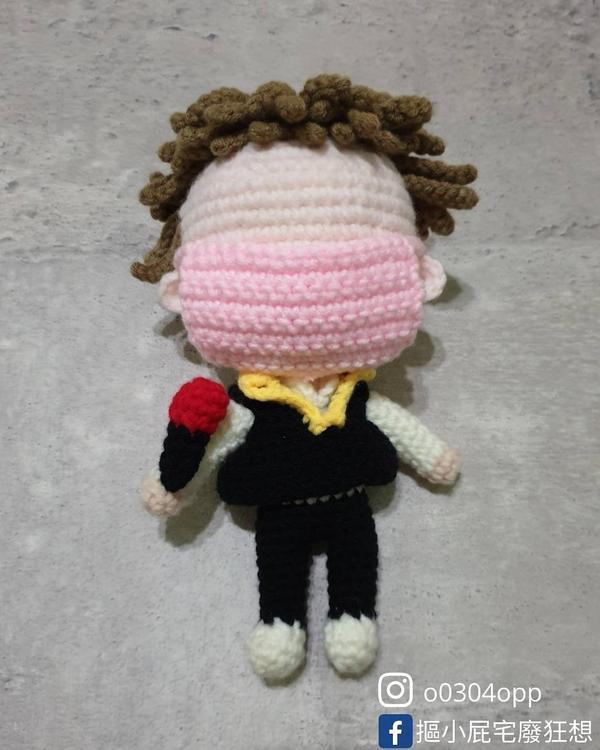我也用粉紅色口罩!!#顏色沒有性別 #粉紅色