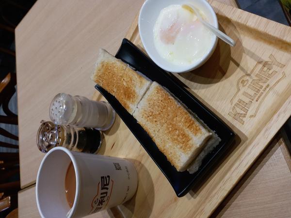 Killiney吉利尼的新加坡式早餐:上集今天再帶大家到新加坡, 對,就是早前介紹香港最後一間的吉利