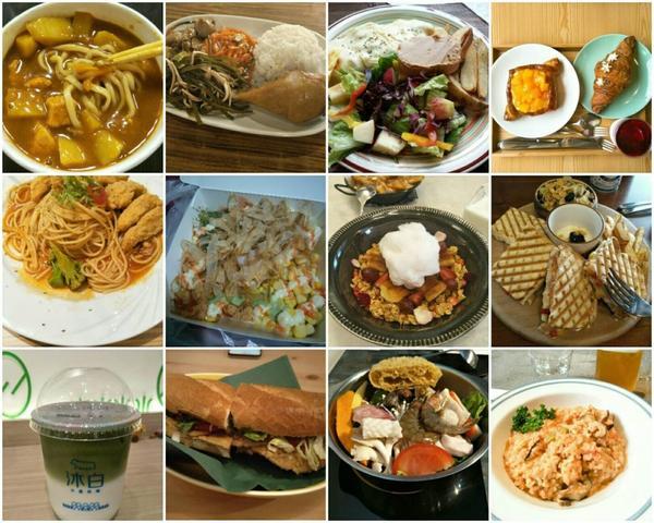 逢甲夜市居民 我的口袋名單美食20選現在住在日本,最近待在租屋處的時間比以前多很多,所以開始整理起手