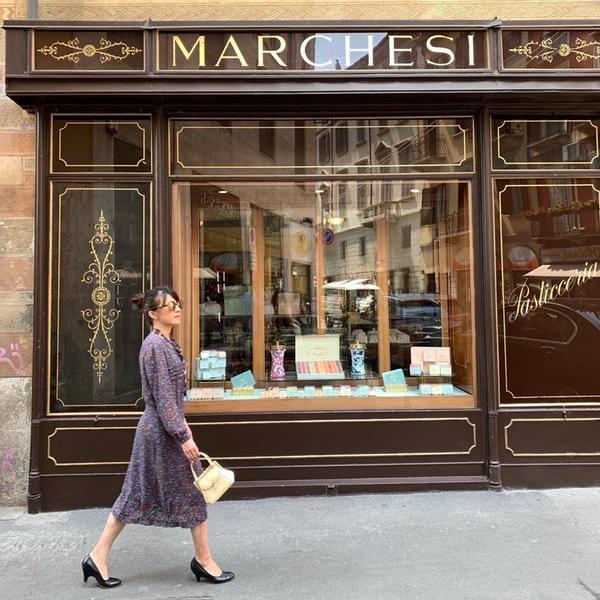 當甜點紳士邂逅時尚女王在米蘭各式各樣的咖啡館都有,但要體驗米蘭老咖啡館文化我們最推薦的是這家創立於1