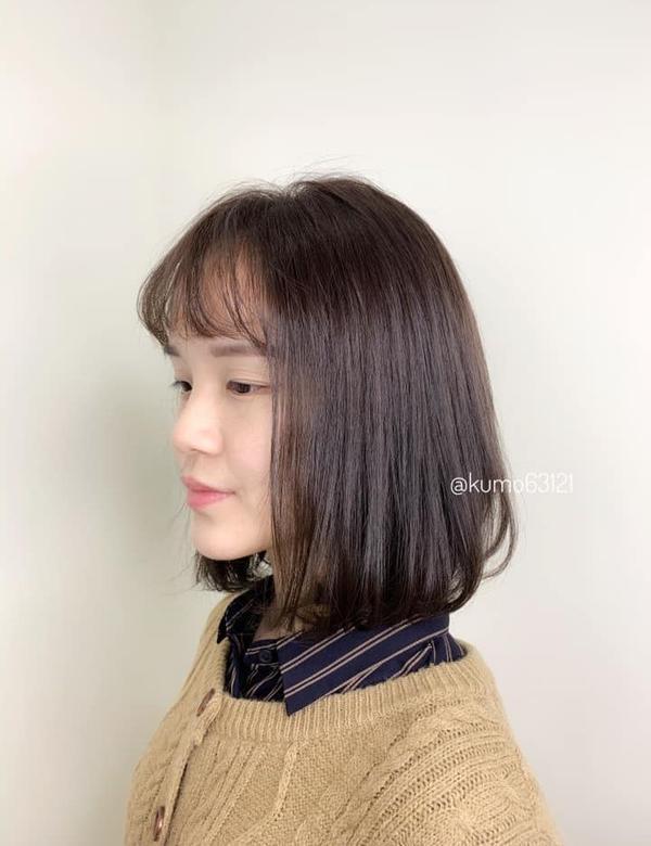 小姊姊們最愛的霧可可🍫 / 台北市 / 大直髮廊 / 大直新地標 /大直剪髮/大直燙髮/大直染髮/