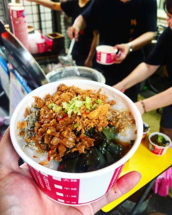 📌 Food in 台北|大同|鴉片粥 🍲#鴉片粥位於台北馬偕醫院旁邊的小巷子雖然叫做鴉片粥,但