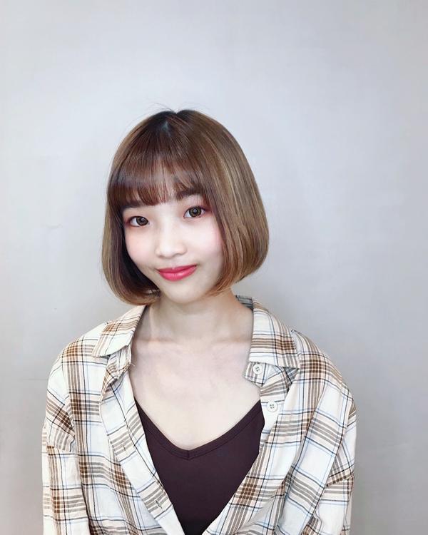 【鮑伯頭】愛上短髮的感覺😍 📍 MULTIPLY SALON 模特派沙龍 🏠 台北市光復南路2