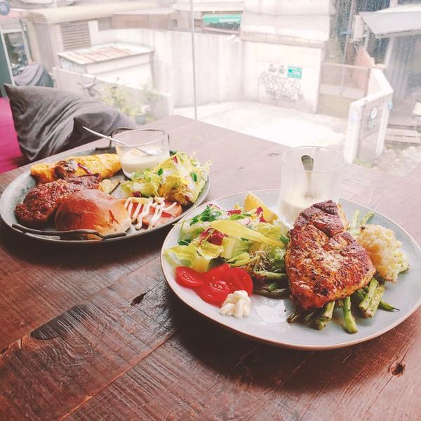 低調華麗的復古義式餐酒館🇮🇹~Ombré🍷大安站週圍隱藏非常多餐廳 在網路上看到很多部落客介紹