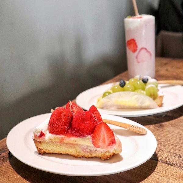 新竹必吃甜點店 一百種味道🥧 一百種都想吃❤️📍一百種味道 三民店 🏠 新竹市東區三民路35號