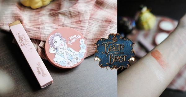 公主請進|又萌又夢幻的彩妝品——fresho2美女與野獸身為美女與野獸迷的我,一上是就湊免運買了它們