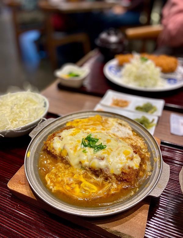 [台北|市政府]起司🧀️+豬排🥩📍 MAiSEN邁泉豬排 🥄黃金雙倍起司豬排套餐$390 �