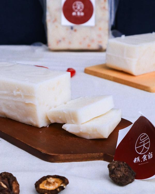 糕食寤 ت#糕食寤 ت 糕·食寤:25年素食老店蘿蔔糕,傳承自家老媽的好味道。