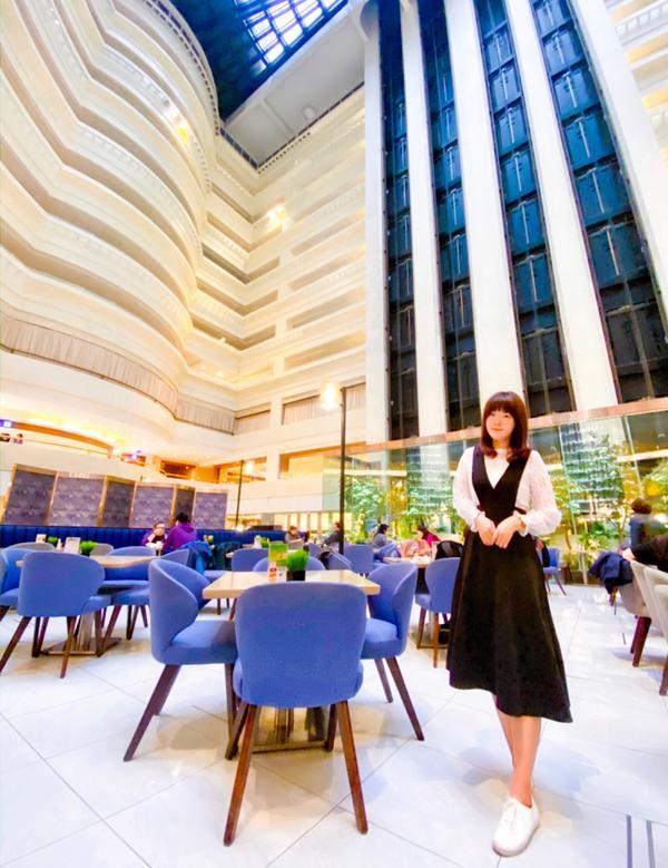 早餐吃到飽 1人只要264元「王朝大酒店SUNNY BUFFET」繼上次宜蘭寒沐酒店下午茶吃到飽,這