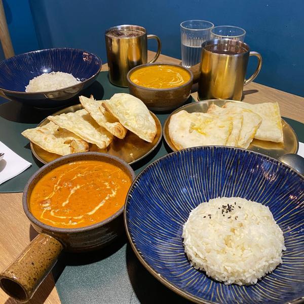 🇹🇼台中【西區】|食 全台中最好吃的印度咖哩!飪室Renshi-公正店台中最好吃的印度咖哩,非飪