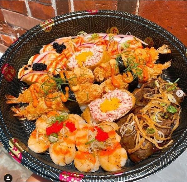 【台南美食】不一樣的壽司