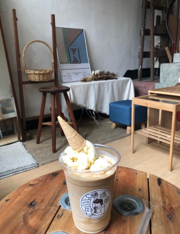 🌟隱藏在新竹巷弄裡ㄉ韓式平價咖啡廳🌟嗎啡韓式咖啡廳🌟新竹有許多高質感不同風格的下午🍵咖啡廳~