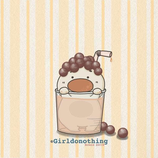 [最好喝的珍珠奶茶]之前旅遊的時候, 偶爾都會看到賣珍奶的店家, 但喝了又喝, 台灣的珍珠奶茶