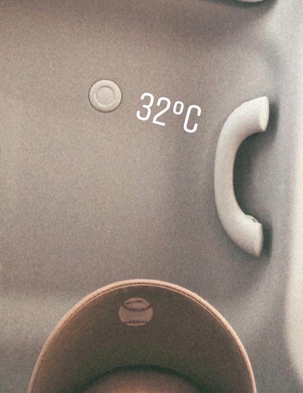 今天真的好熱🔥 一出門差點曬乾在門口