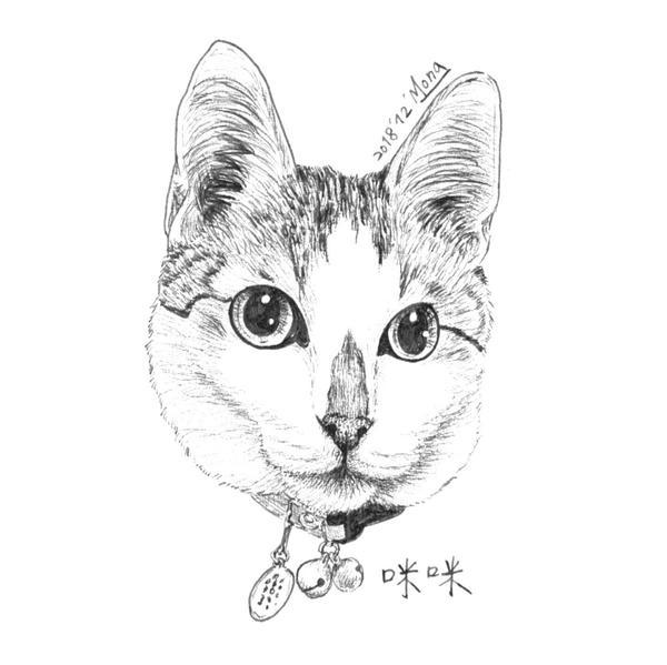 寵物頭像100畫(上)很開心可以加入 Pop Daily 來分享一下去年的寵物頭像100畫! 毛孩子