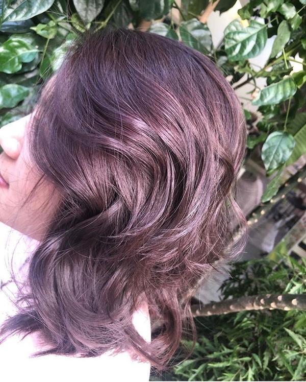 💈巨創髮舍薰衣草紫系列💜💜💜高調又不失氣質 最適合心情不錯的你☺️ 還不趕快來換色 📍桃園