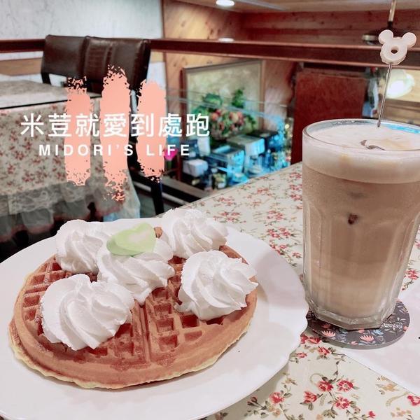 [米荳愛亂跑] coco見!咖啡、甜點、餐食都有~不用換地方聊天了! 米荳發現 員林的咖啡甜點店 說