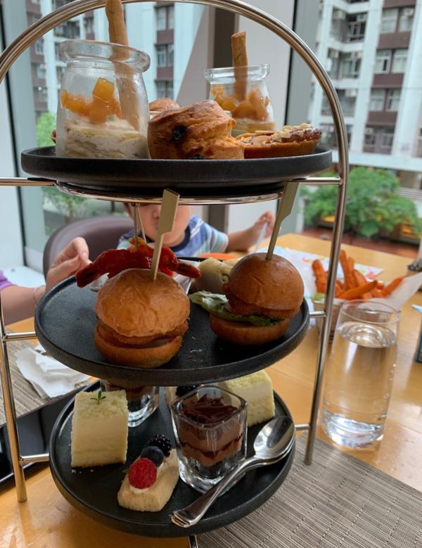 香港東隅酒店(East Hong Kong)的下午茶如果喜歡鹼點比較多的朋友仔,下次可試試看東隅酒店