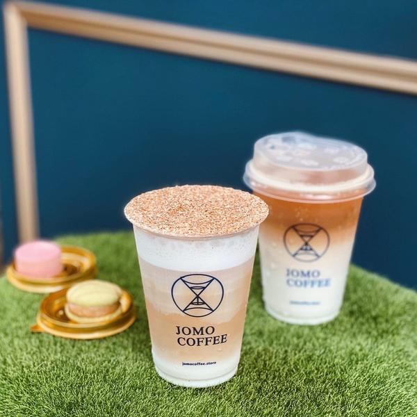 【台北內湖 x 咖啡廳 】|榛果拿鐵 巷弄間飄出的咖啡香 繁華城市中的寧靜|JOMO COFFEE