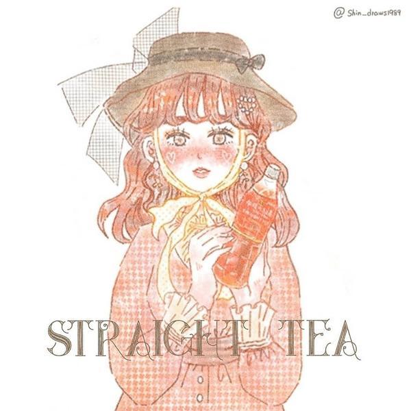 🧸法式復古女孩×《午後の紅茶》☕✧沒想到這次來介紹紅茶(笑🤣這是以《午後の紅茶》@kirin_g