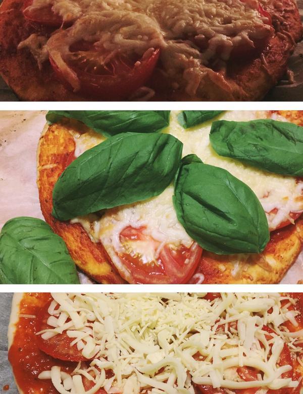 自己做義大利披薩|兩次發酵更美味?!#homemadepizza #手做披薩 ——————👩🏻