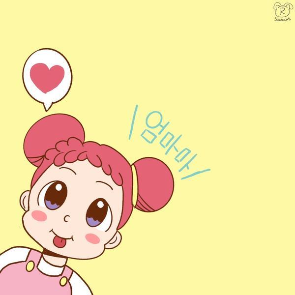 童年回憶-小魔女doremi ❤️小魔女doremi的妹妹😝 小時候放學最喜歡看的卡通 也常常跟我