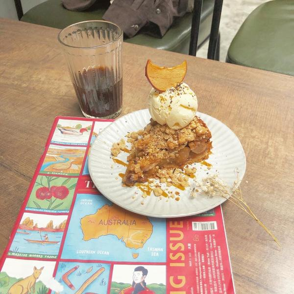 台北食記!《蘋果肉桂》各方位一次滿足!cp值超高義式餐廳 泡的食記 ♡o。.(✿ฺ。✿ฺ) 真的好