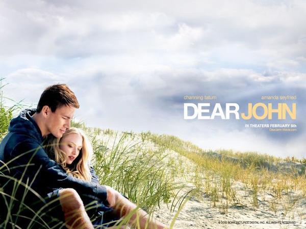 電影與音樂|Dear John最後一封情書(2010)劇明用了有名的英文老歌為題,所以男主角如果不叫