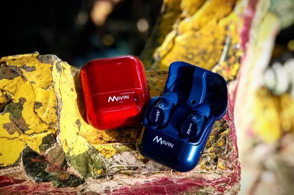 好物推薦💁🏻♀️Mavin Air-X 真無線藍牙耳機🔥我喜歡矽膠式的耳機, 對於好動的人來