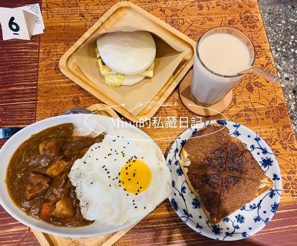 【新北三重】早午餐_好撐_Q彈軟嫩爌肉古早味刈包最近Mina家附近開了一家新的早午餐店「好撐」外牆的