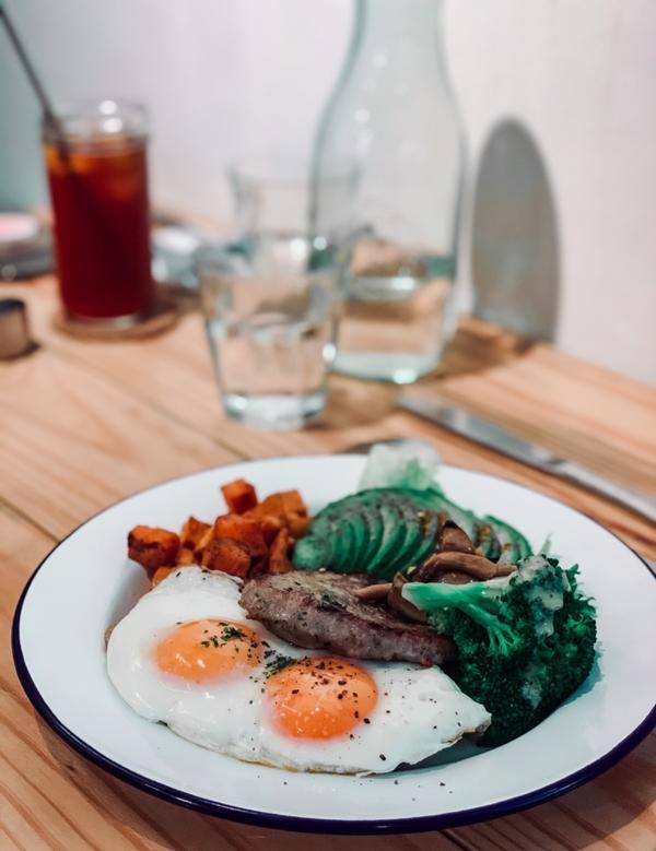 📍台北,酪梨控千萬不可錯過❤️我的完美早餐 $330 ❤️ 燻鮭魚酪梨開放三明治 $290  現在