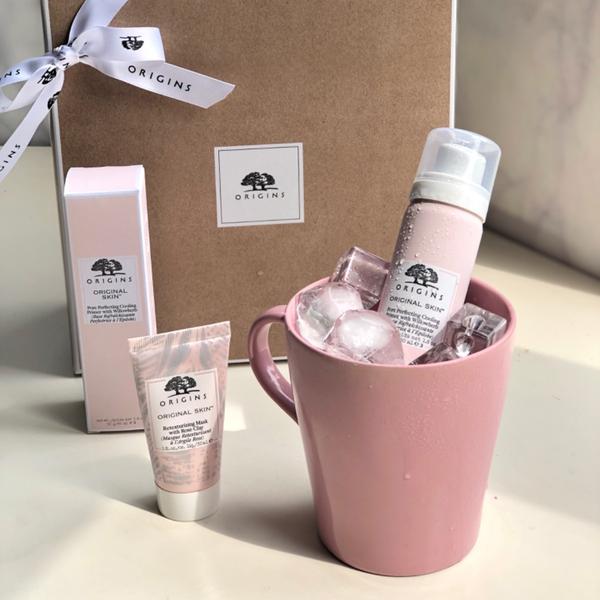 給臉吃的冰🌸天生麗質粉美肌涼感妝前慕斯 📎品木宣言 https://www.instagram