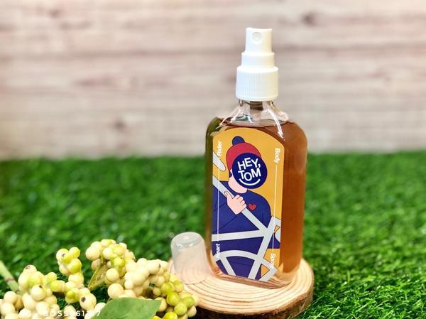【香氛】韓國歐巴都在噴的—HEY,TOM身體香氛噴霧有看過韓劇裡帥氣的歐巴洗完澡後都要帥氣噴個香香嗎