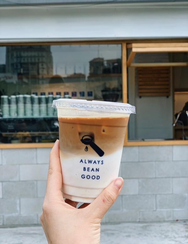 Cafe Hopping with Me : ABG Coffee全名是AlwaysBeanGood