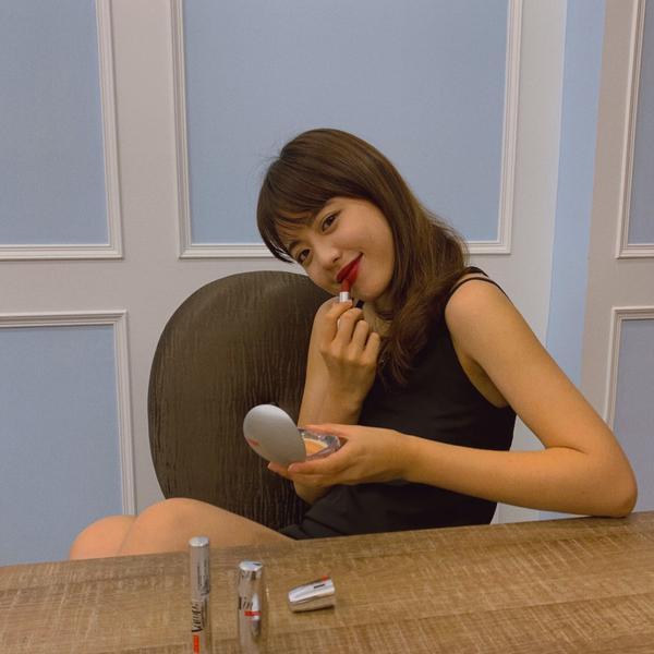 好物分享:義大利國民彩妝PUPA:懶人化妝新寵雖然現在到哪裡都要帶著口罩~但漂亮還是必須的!最近都在