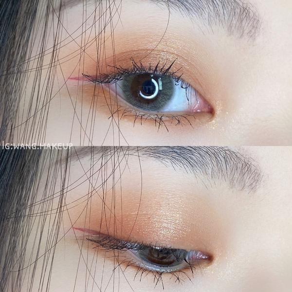 夏季旅遊最適合的可愛橘眼妝🍊▹ 1028 調眼色限量眼彩盤#棕影 ◃  趁著1028大折扣的時